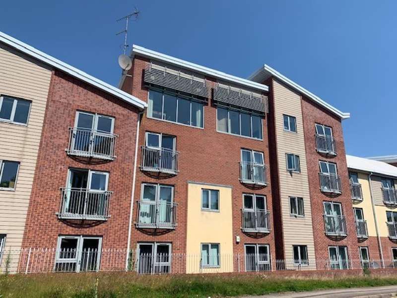 3 Bedrooms Flat for rent in Drapers Fields, Coventry