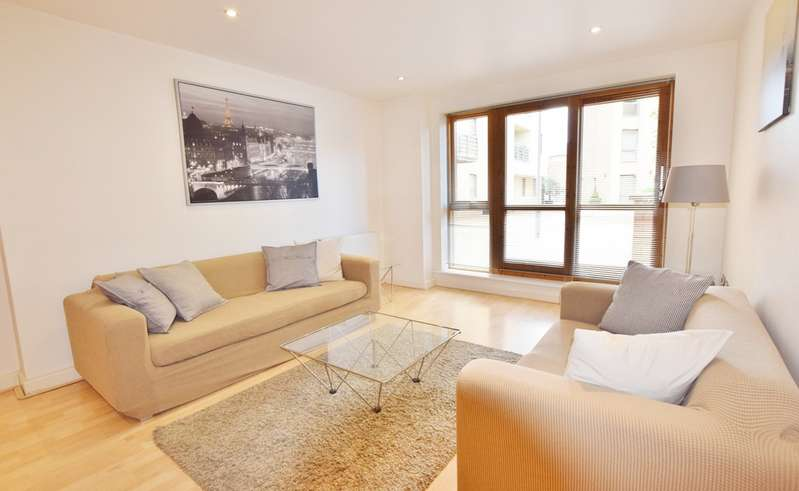 2 Bedrooms Apartment Flat for rent in Regents Quay, Brewery Wharf LS10