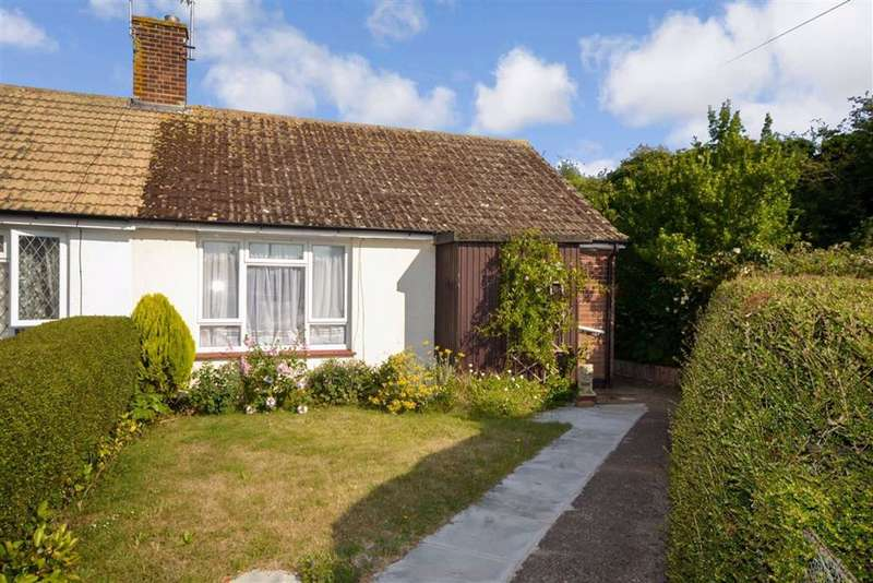 1 Bedroom Semi Detached Bungalow for sale in Rose Gardens, Ramsgate, Kent