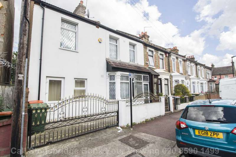 5 Bedrooms Semi Detached House for sale in Ashford Road, East Ham, E6