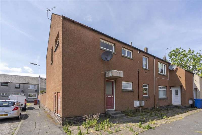 1 Bedroom Apartment Flat for sale in Garry Place, Falkirk