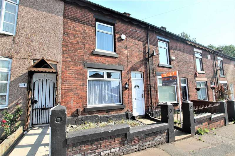 2 Bedrooms Terraced House for rent in Spring Lane, Radcliffe, Radcliffe