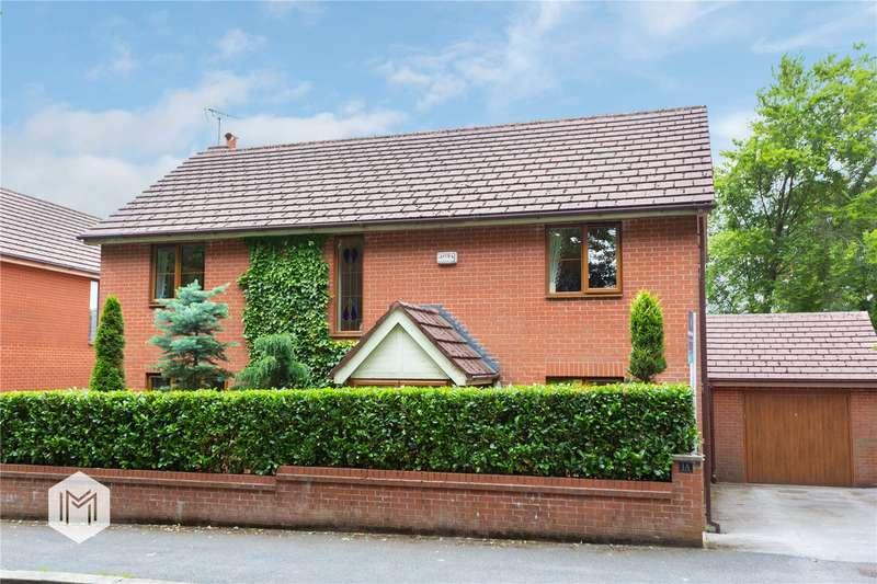 4 Bedrooms Detached House for sale in Meadowcroft Lane, Bamford, Rochdale, OL11