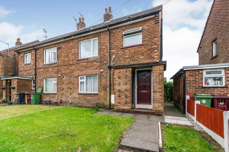 1 Bedroom Flat for sale in Mossfield Road, Kearsley, BL4