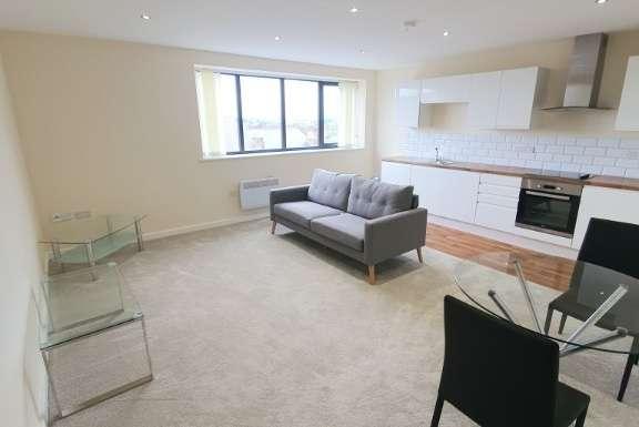 1 Bedroom Property for rent in 18 South Street , Ilkeston, DE7