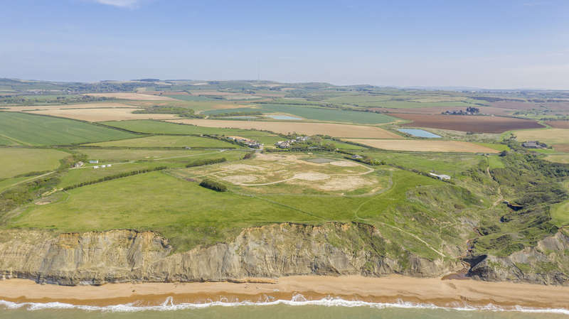 Land Commercial for sale in Near Brighstone, Isle of Wight
