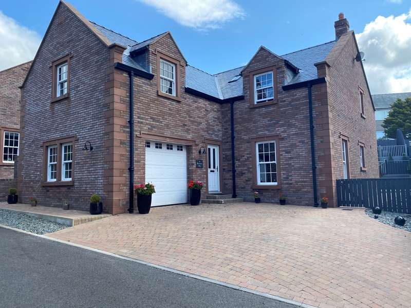 4 Bedrooms Detached House for sale in Mariners Way, Hensingham, Whitehaven, CA28