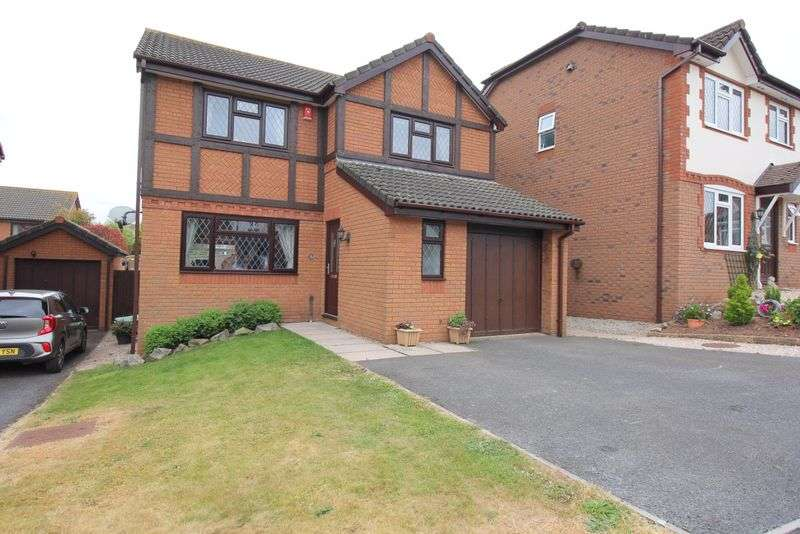 4 Bedrooms Detached House for sale in Exminster, Exeter