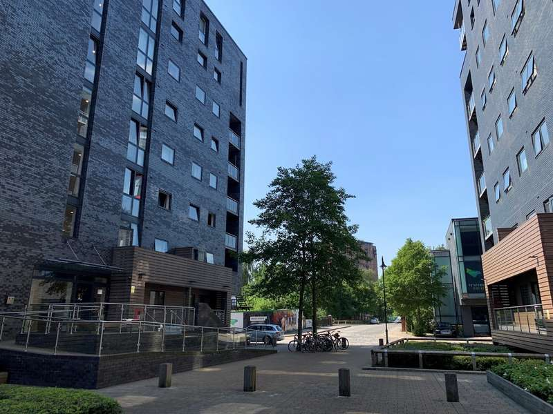 2 Bedrooms Apartment Flat for rent in Whitworth, 39 Potato Wharf, Castlefield M3