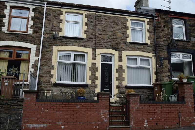 2 Bedrooms Terraced House for sale in Duffryn Terrace, Elliots Town, New Tredegar, Caerphilly