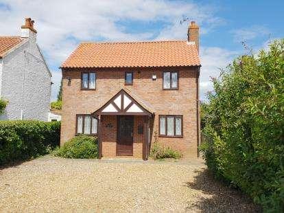 3 Bedrooms Detached House for sale in Holme Next The Sea, Hunstanton, Norfolk
