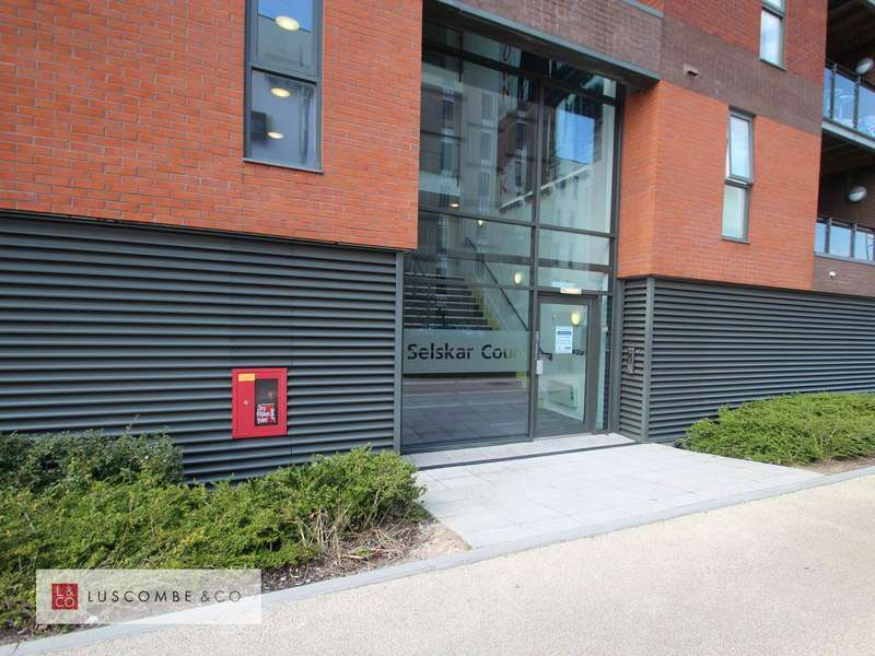 2 Bedrooms Flat for sale in Selskar Court, Newport,