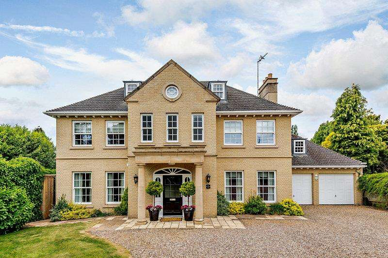 6 Bedrooms Detached House for sale in The Promenade, Wellingborough