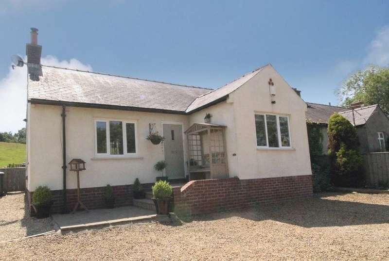 3 Bedrooms Semi Detached Bungalow for sale in Dilston Vale, Dilston, Corbridge
