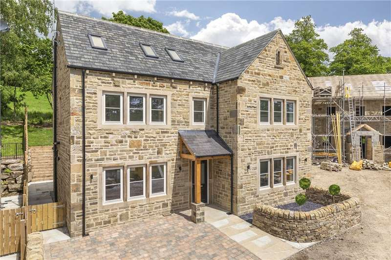 5 Bedrooms Detached House for sale in Deep Spring, Kildwick, Keighley