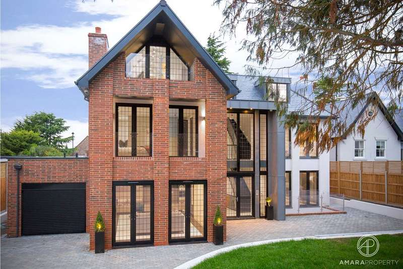 6 Bedrooms Detached House for sale in Beech Hill, Barnet, Hertfordshire, EN4