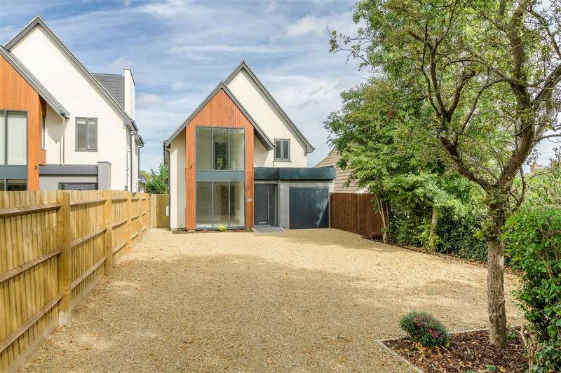 4 Bedrooms Detached House for sale in Hardwick Road, Wellingborough