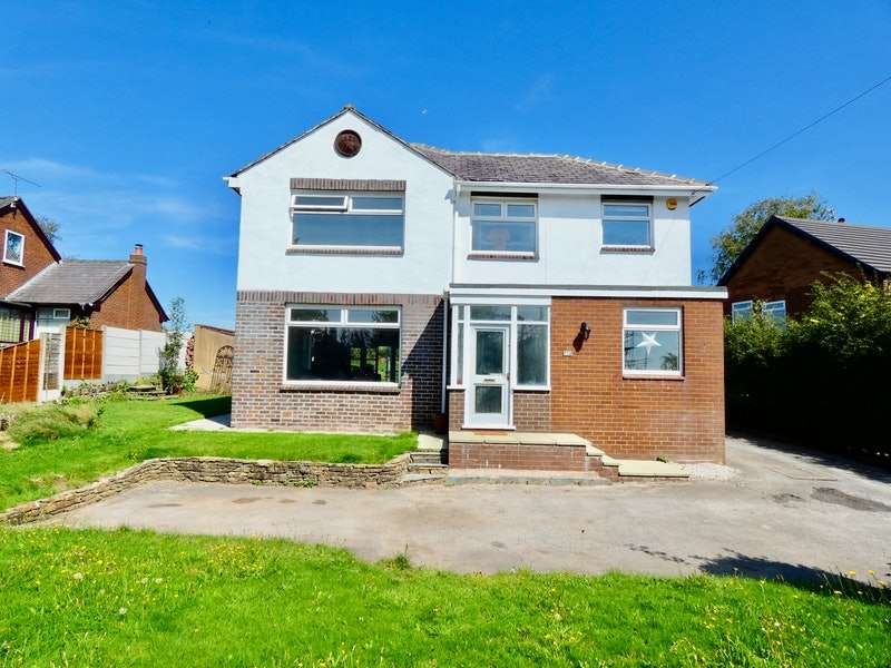 4 Bedrooms Detached House for sale in Higher Lane, St. Helens, Merseyside, WA11