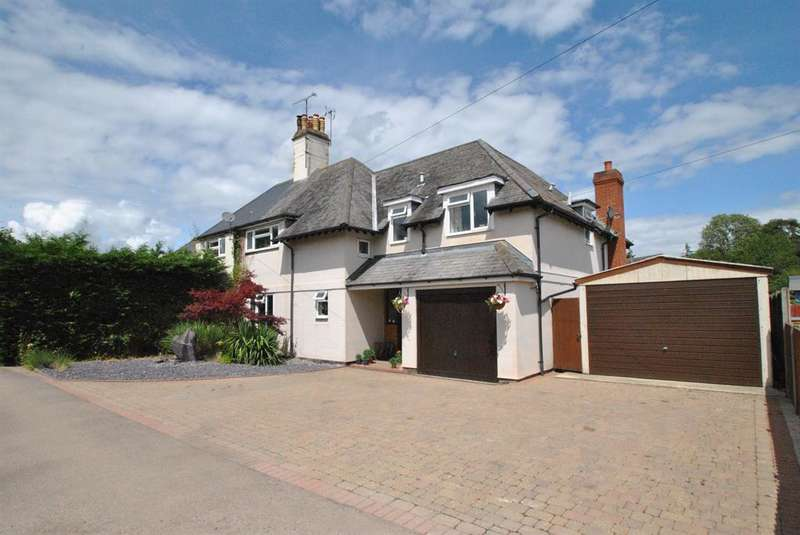 5 Bedrooms Semi Detached House for sale in Chipping, Buntingford, SG9 0PH