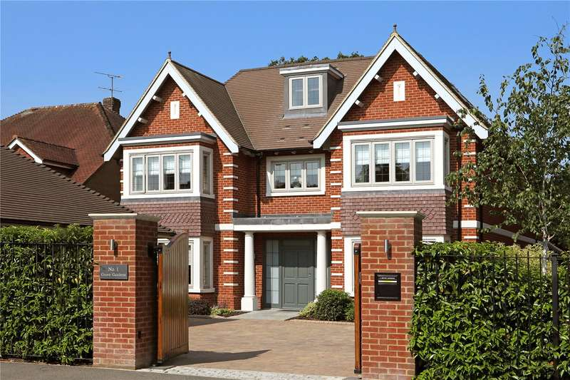 6 Bedrooms Detached House for sale in Grove Gardens, 37 Grove Road, Beaconsfield, Buckinghamshire, HP9