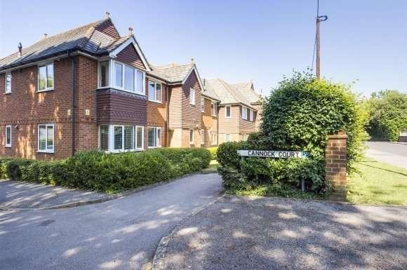 1 Bedroom Property for sale in Old Worting Road, Basingstoke