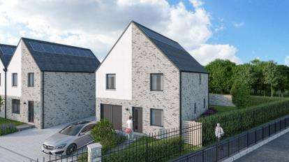 Detached House for sale in The Primary, Gartshore Road, Kirkintilloch, Glasgow