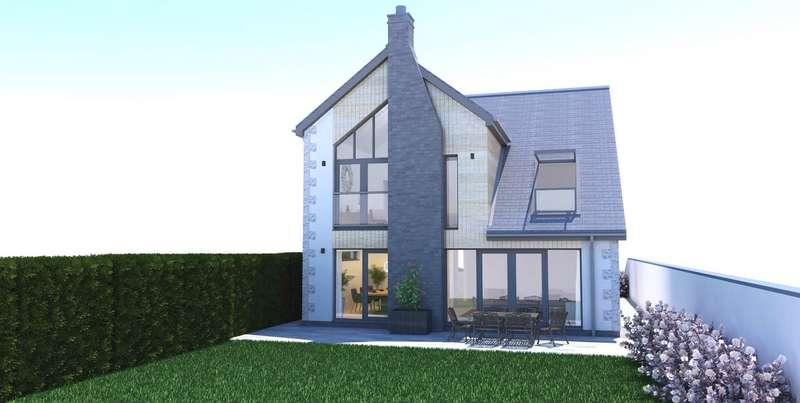 4 Bedrooms Detached House for sale in Gorran Haven