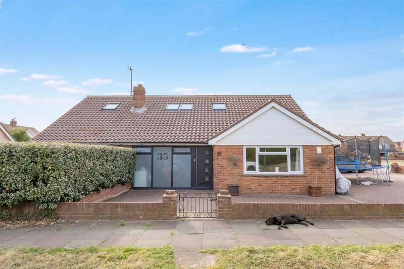 4 Bedrooms Detached House for sale in Falcon Close, Shoreham-By-Sea