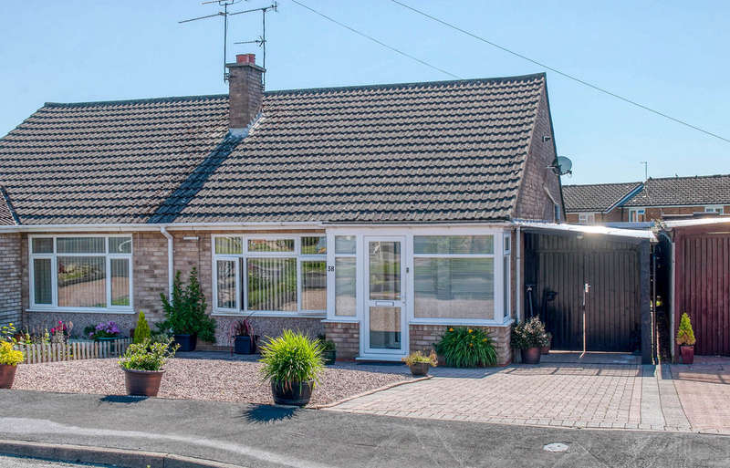 2 Bedrooms Detached Bungalow for sale in St. Judes Avenue, Studley, B80 7JA