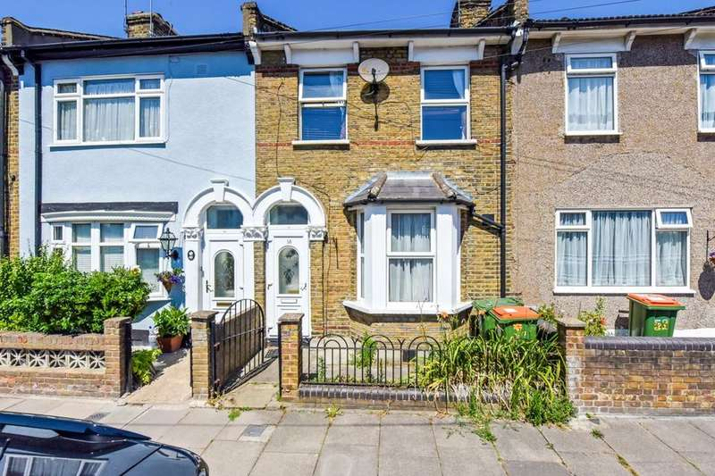 3 Bedrooms Terraced House for sale in Hartland Road, London E15