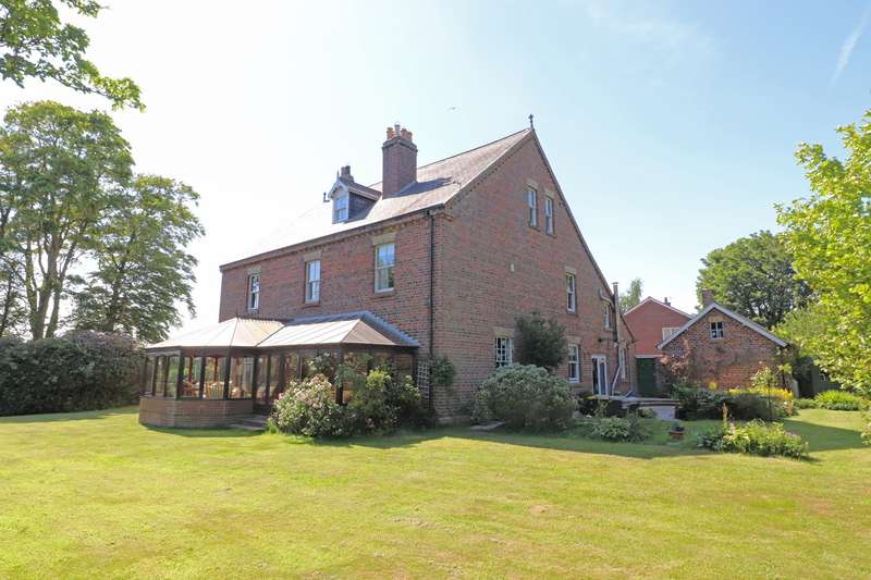 7 Bedrooms Detached House for sale in Rockcliffe, Carlisle, CA6
