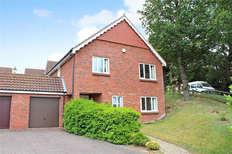2 Bedrooms Retirement Property for sale in Covert Road (Oaklands), Reydon, Southwold, Suffolk, IP18