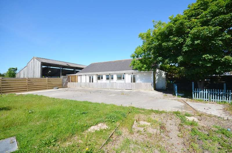 3 Bedrooms Detached Bungalow for sale in Goonbell, St. Agnes