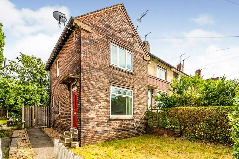2 Bedrooms End Of Terrace House for sale in Lindsay Avenue, Sheffield, South Yorkshire, S5