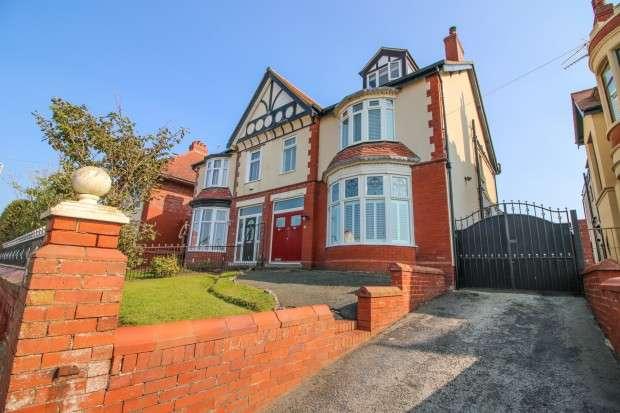 5 Bedrooms Semi Detached House for sale in Sandhurst Avenue, Blackpool, FY2