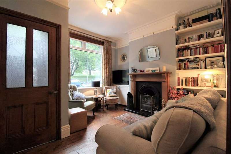 2 Bedrooms Terraced House for sale in Barlow Road, Levenshulme, Manchester