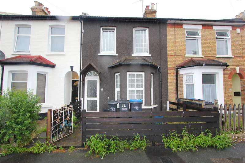 3 Bedrooms Terraced House for sale in Vicarage Road, Croydon, Croydon