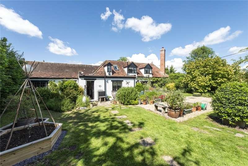 4 Bedrooms Semi Detached House for sale in Garston Lane, Marston Magna, Yeovil, Somerset, BA22