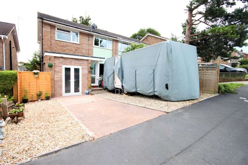 Property for sale in Langlands Road, Cullompton