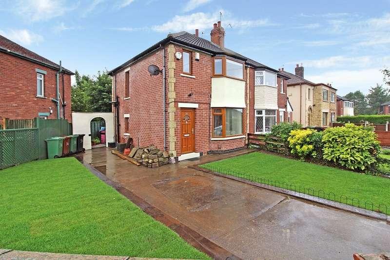 3 Bedrooms Semi Detached House for sale in Whitebridge Avenue, Leeds, LS9