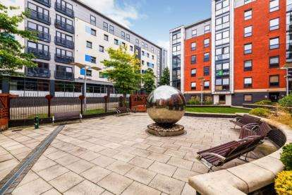 Flat for sale in Atlantic One, 1 St. Georges Walk, Sheffield, South Yorkshire