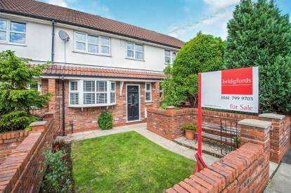 3 Bedrooms Terraced House for sale in Vicars Hall Lane, Worsley, Manchester, Greater Manchester