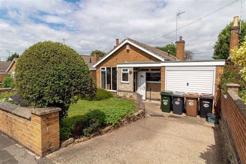 2 Bedrooms Detached House for sale in Shipley Rise, Carlton, Nottingham