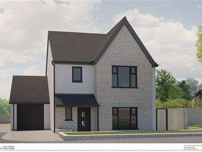 5 Bedrooms Detached House for sale in Woodland Grove, Machen