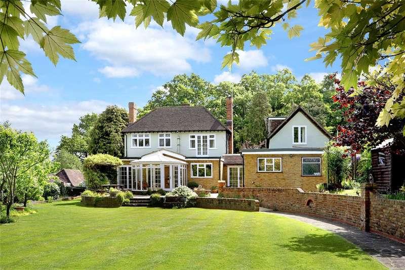 5 Bedrooms Detached House for sale in Broken Gate Lane, Denham, Buckinghamshire, UB9