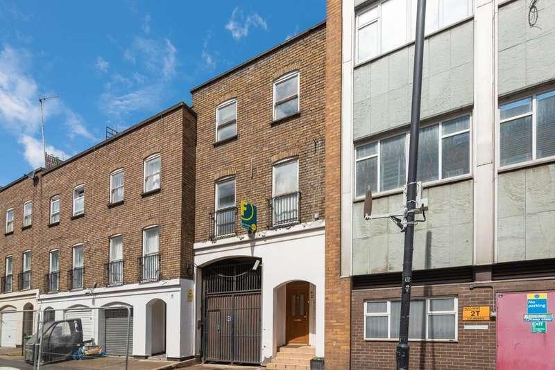 5 Bedrooms Maisonette Flat for sale in Euston Street, Euston, NW1