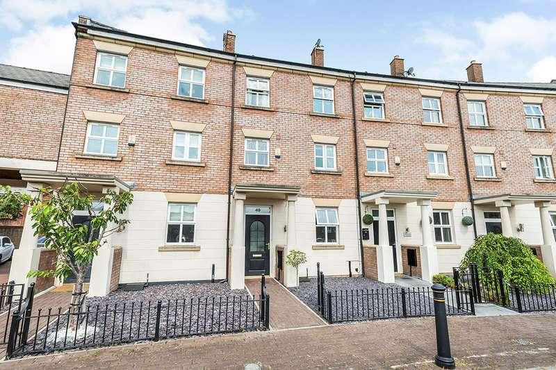 4 Bedrooms House for sale in Dorchester Avenue, Walton-le-Dale, Preston, PR5
