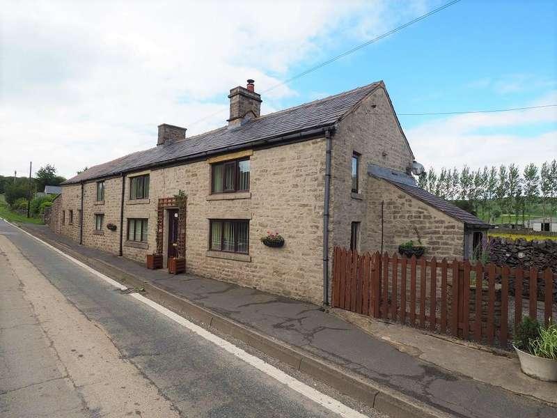 5 Bedrooms Detached House for sale in Hernestone Lane, Peak Forest, High Peak, Derbyshire, SK17 8EG