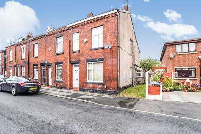 3 Bedrooms End Of Terrace House for sale in Crawford Street, Ashton-under-Lyne, Greater Manchester