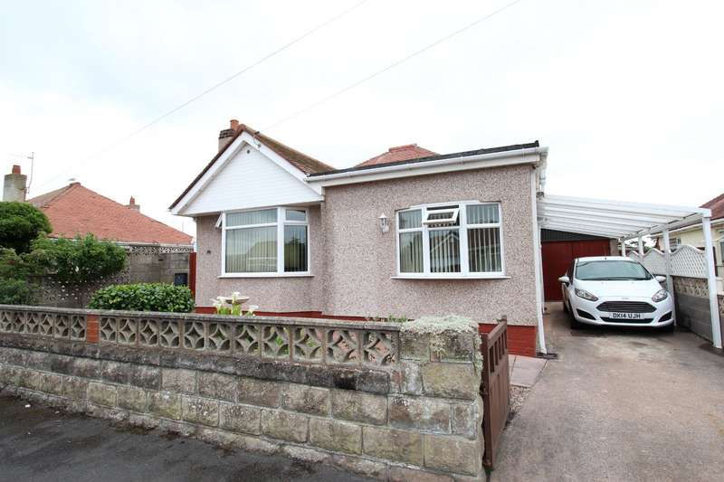 3 Bedrooms Detached Bungalow for sale in Clive Avenue, Prestatyn, Denbighshire, LL19